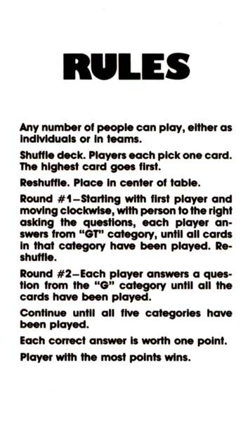 Rules of spit card game f 2017 for Go fish instructions